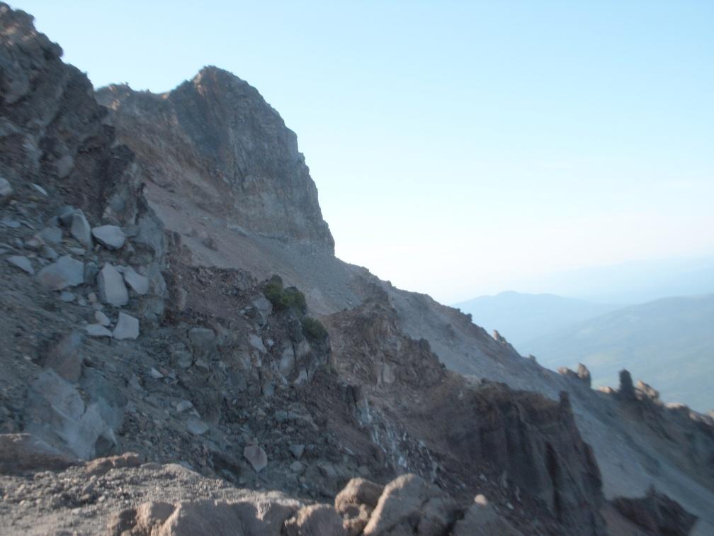 Mt McLoughlin NW Escarpment 3