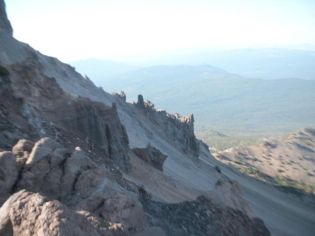 Mt McLoughlin NW Escarpment 2