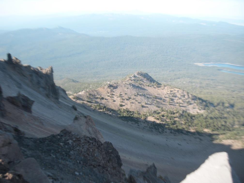 Mt McLoughlin NW Escarpment 1